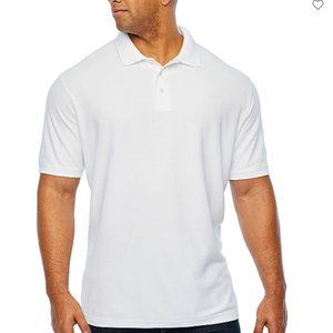 Fit Short Sleeve Elevated Ultra-Soft Polo  XXL
